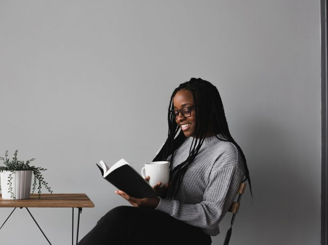 Young woman studying. Photo by Alexandra Fuller on Unsplash