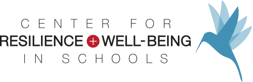 Center for Resilience + Well-Being in Schools logo